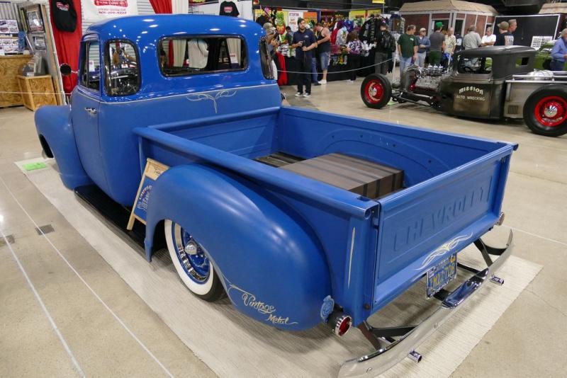 Chevy Pick up 1947 - 1954 custom & mild custom - Page 4 16196410