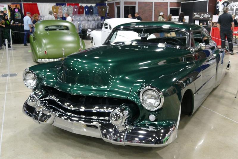 Cadillac 1948 - 1953 custom & mild custom - Page 3 16196910