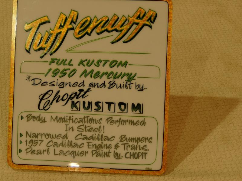 "1950 Merc - Tuff Enuff - Gary ""Chopit "" Fioto 16218113"