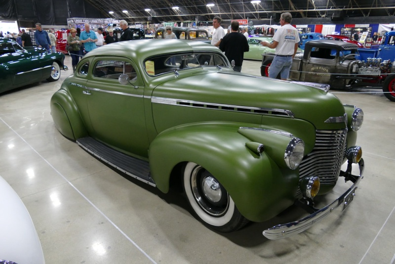 Chevy 1940 - 45 custom & mild custom 16356910