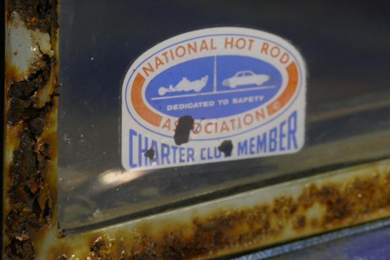 Hot rod gasser 16367811