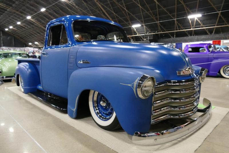 Chevy Pick up 1947 - 1954 custom & mild custom - Page 4 16380910