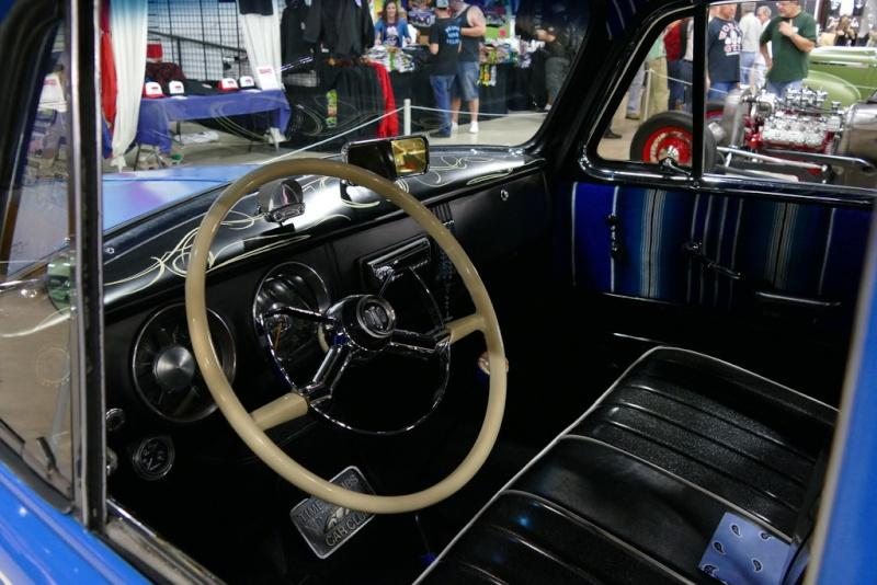 Chevy Pick up 1947 - 1954 custom & mild custom - Page 4 16380911