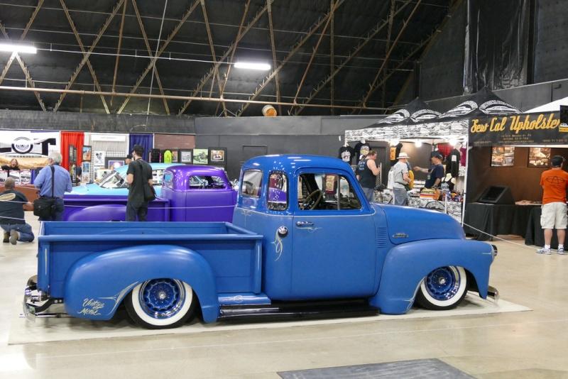 Chevy Pick up 1947 - 1954 custom & mild custom - Page 4 16382710