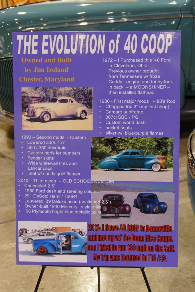 Ford & Mercury 1939 - 40 custom & mild custom - Page 5 16385410