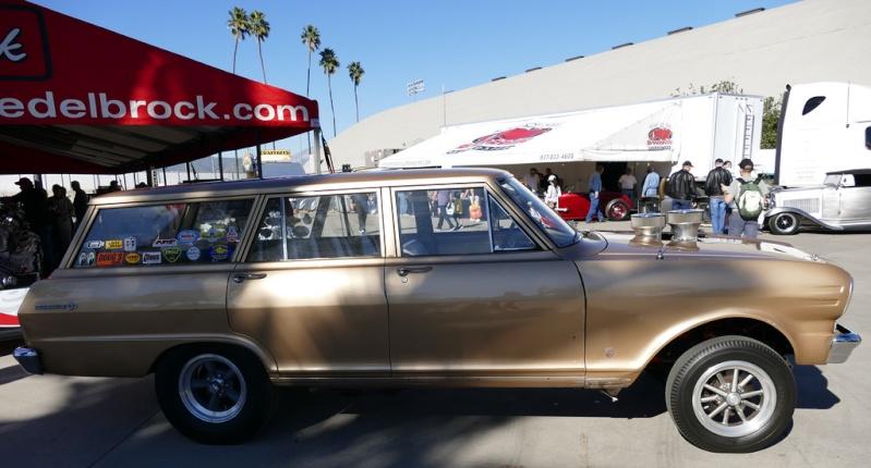 1960's GM gasser 16389011