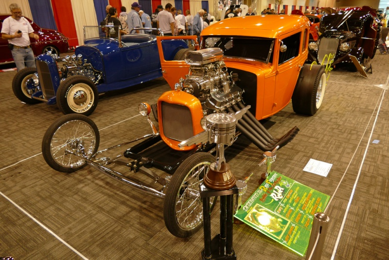 1932 Ford hot rod - Page 11 16398610