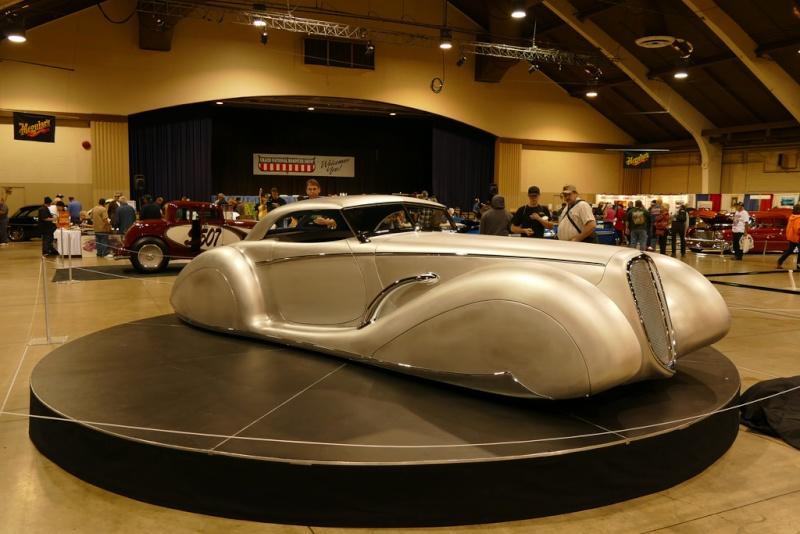'Aquarius' Rick Dore/James Hetfield - 1934 Packard 16411710
