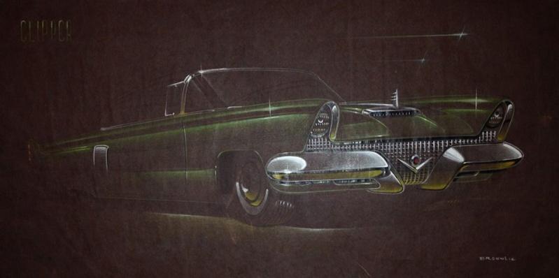 Prototype, maquette et exercice de style - concept car & style - Page 2 17435011
