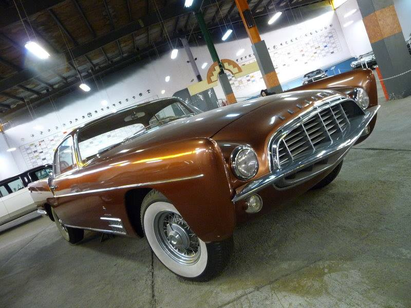 1956 Chrysler K300 Special by Ghia 17436510