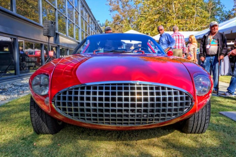 The One-Of-A-Kind 1961 Kelly Corvette Coupe by Vignale 17437410