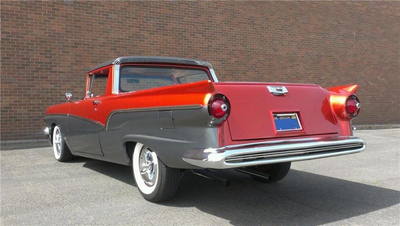 Ford 1957 & 1958 custom & mild custom  - Page 5 17464112