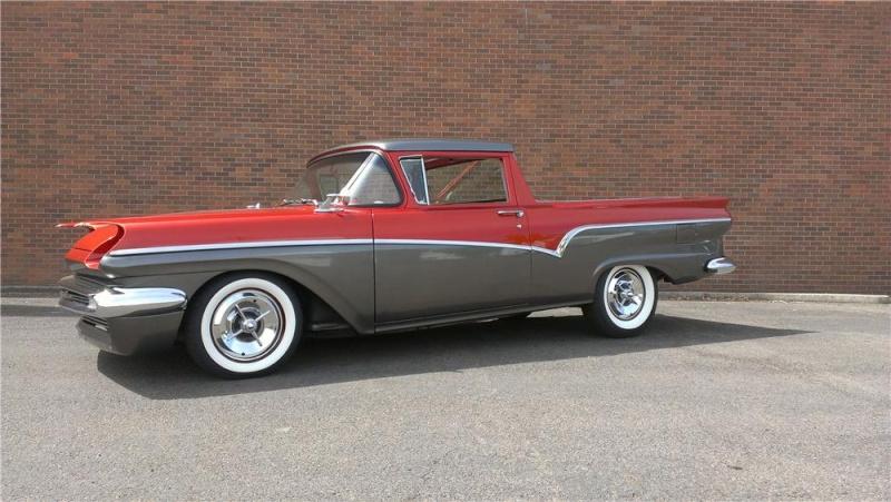 Ford 1957 & 1958 custom & mild custom  - Page 5 17464113