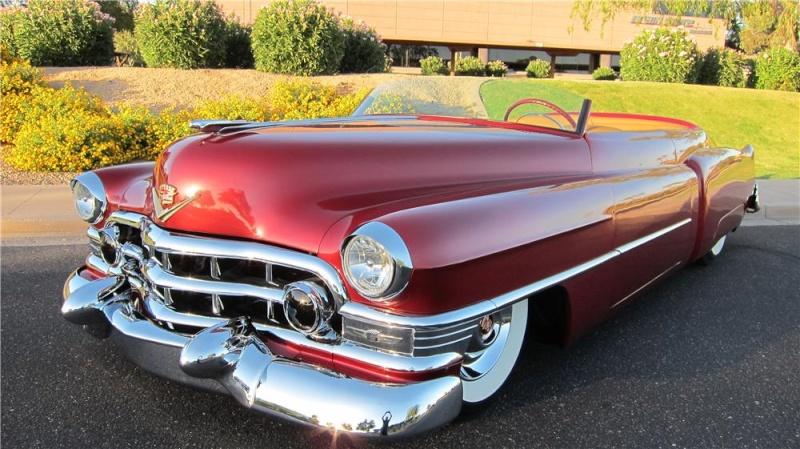 Cadillac 1948 - 1953 custom & mild custom - Page 3 17466011