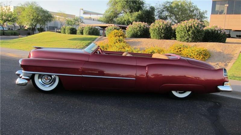 Cadillac 1948 - 1953 custom & mild custom - Page 3 17466014