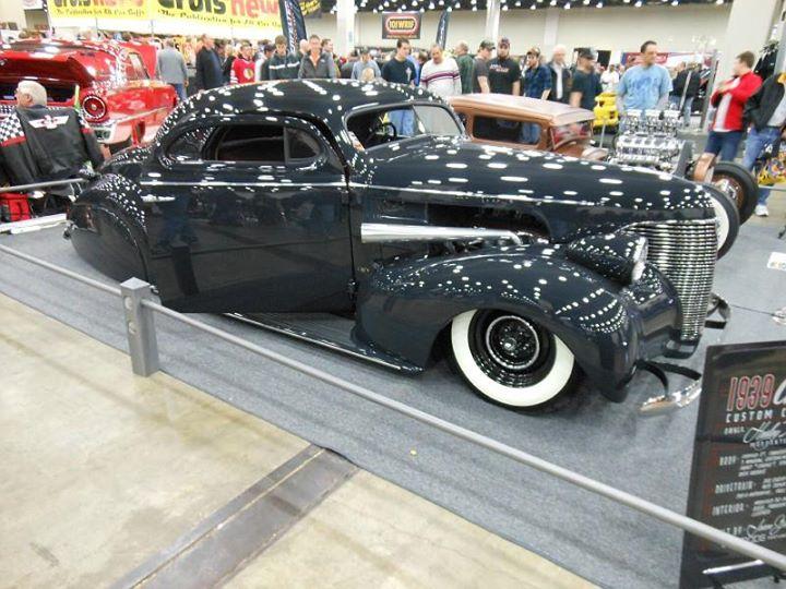 Chevrolet 1936 - 39 custom & mild custom 17798311