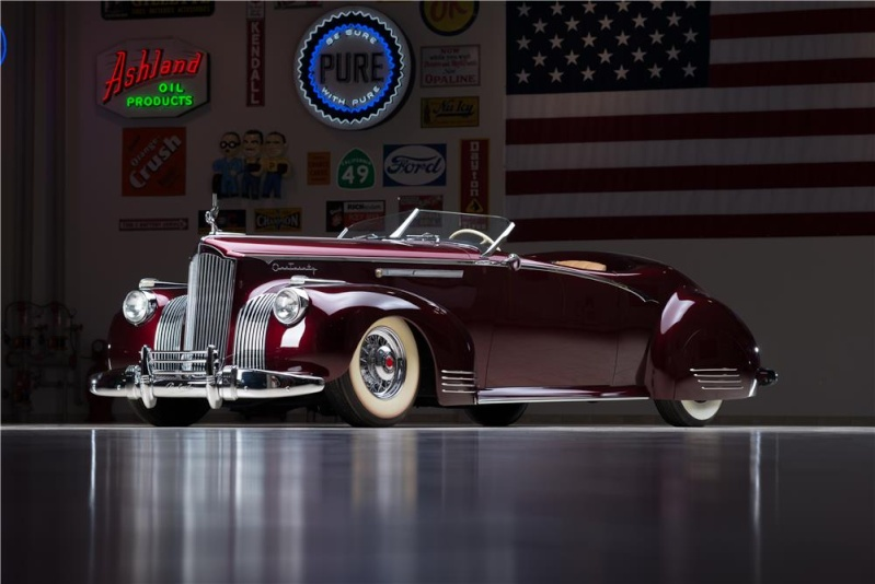 Packard custom & mild custom 17858711