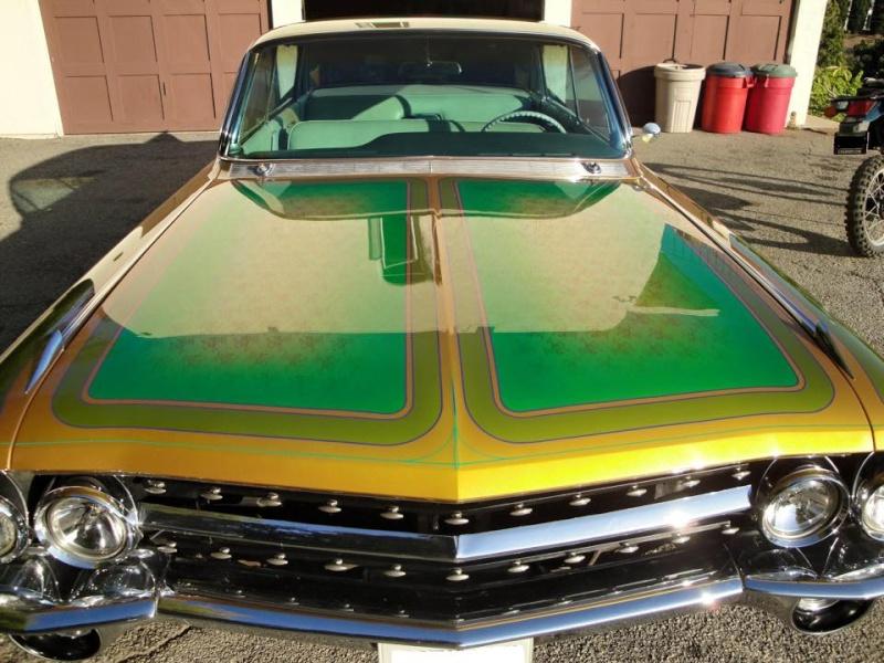 Cadillac 1961 - 1968 Custom & mild custom - Page 3 17957011