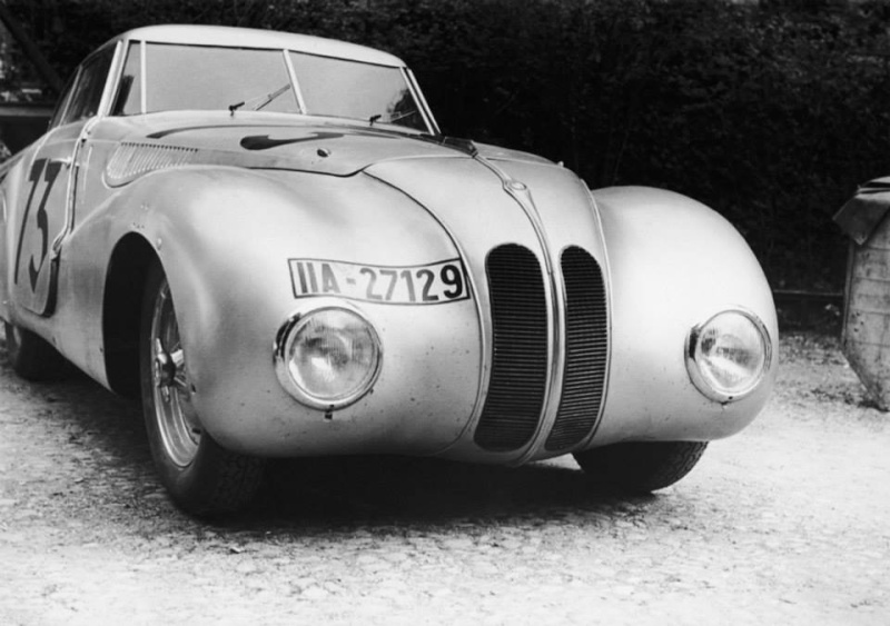 1940 BMW 328 Kamm Coupé Replica. 17988110