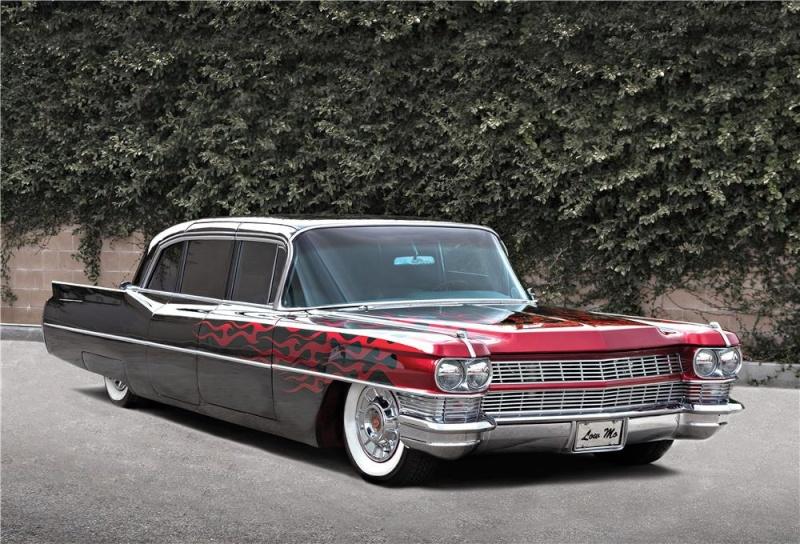 Cadillac 1961 - 1968 Custom & mild custom - Page 3 18247911