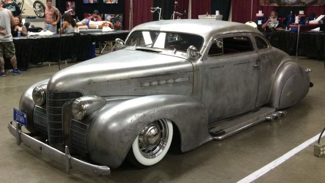 Oldsmobile 1930's - 1940's custom & mild custom 183