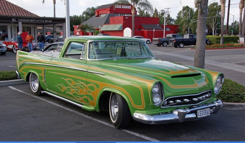 Chrysler & DeSoto 1955 - 1956 custom & mild custom 184