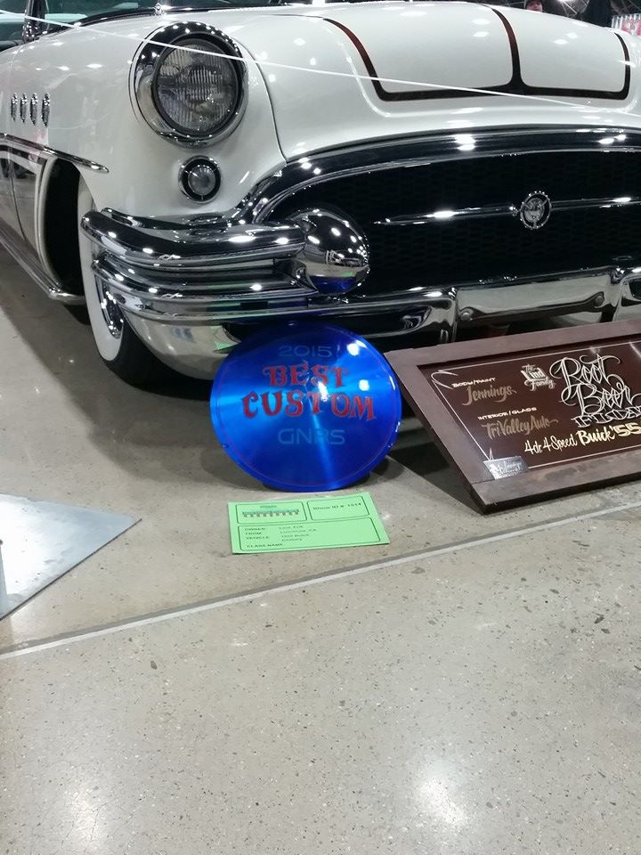 1955 Buick - Erik Lind - Root Beer Float -  18969210