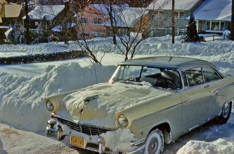 voitures et neige, cars and snow - Page 2 19200911
