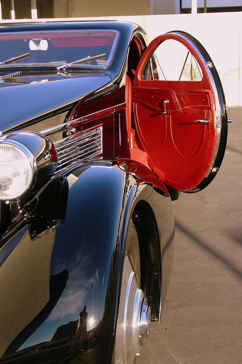 Rolls Royce Phantom I Aerodynamic Coupe by Jonckheere - 1924 1925_r11