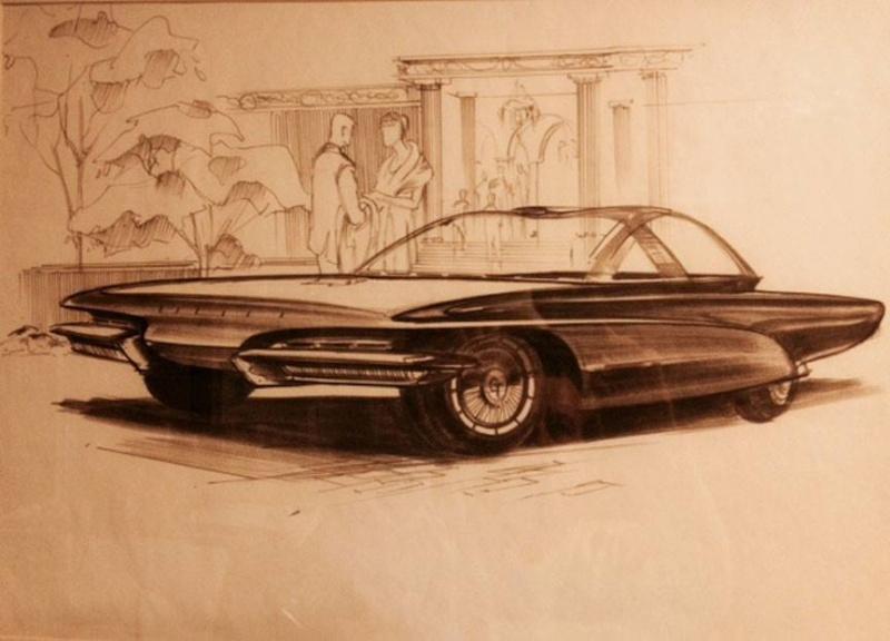 Prototype, maquette et exercice de style - concept car & style - Page 2 19322510