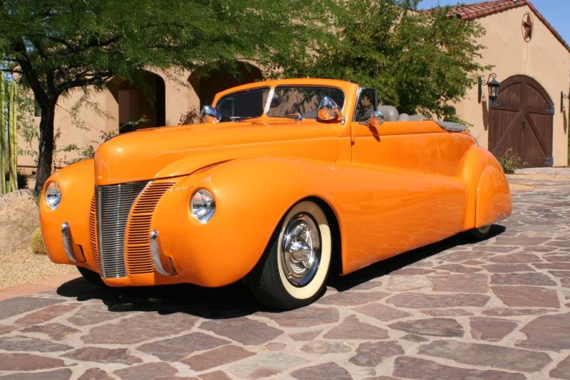 Ford & Mercury 1939 - 40 custom & mild custom - Page 5 1940_f10