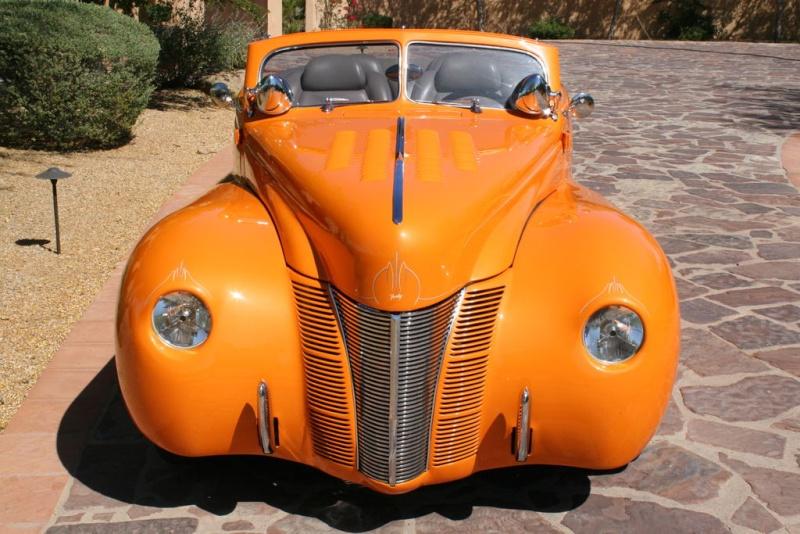 Ford & Mercury 1939 - 40 custom & mild custom - Page 5 1940_f11