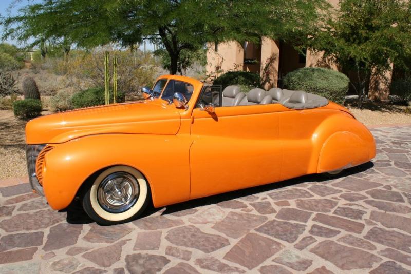 Ford & Mercury 1939 - 40 custom & mild custom - Page 5 1940_f13