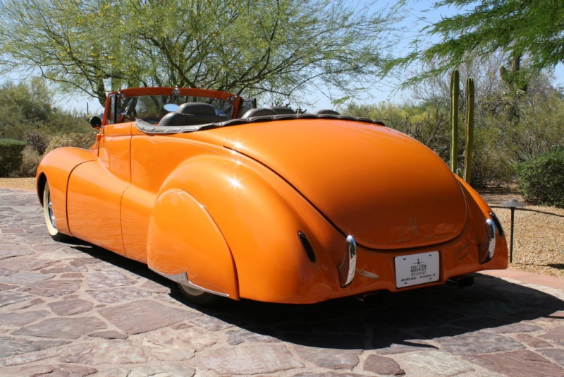 Ford & Mercury 1939 - 40 custom & mild custom - Page 5 1940_f15