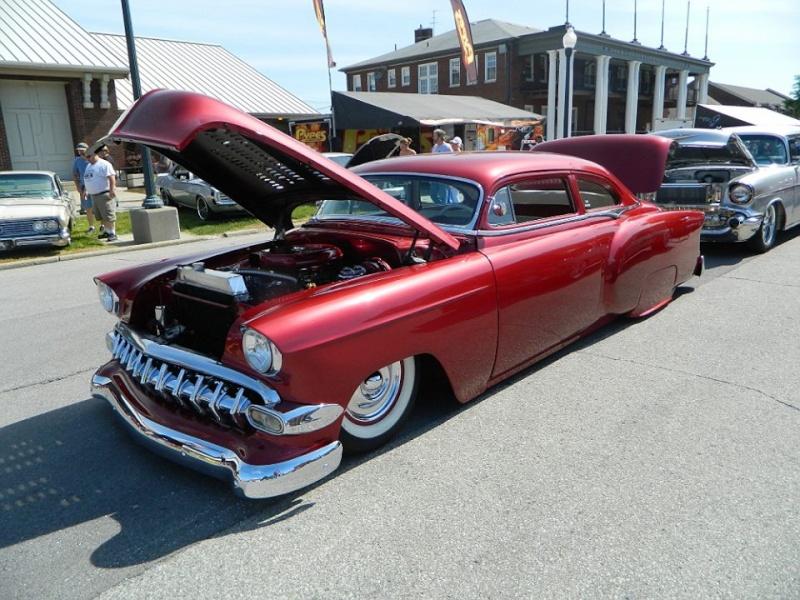 Chevy 1953 - 1954 custom & mild custom galerie - Page 9 19473410
