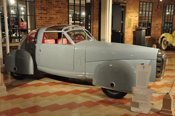Tasco Prototype by Gordon Buehrig (1948) 1948-t10