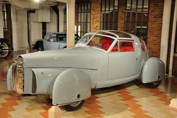 Tasco Prototype by Gordon Buehrig (1948) 1948-t13