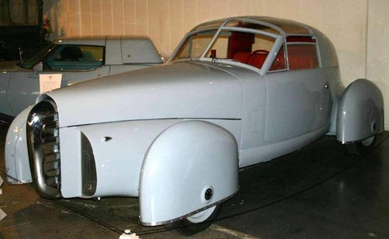 Tasco Prototype by Gordon Buehrig (1948) 1948-t14