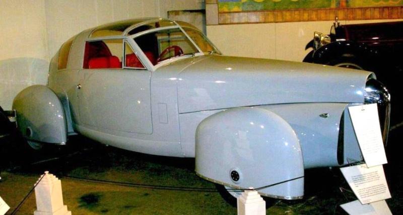 Tasco Prototype by Gordon Buehrig (1948) 1948-t16