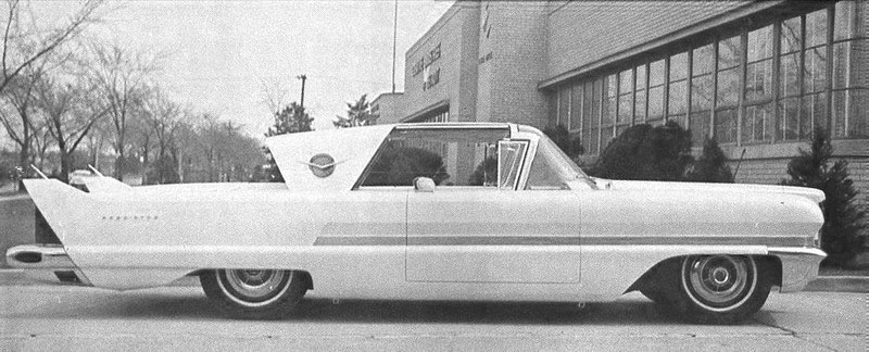 1956 - 57 Packard Predictor Concept Car 1956_p12