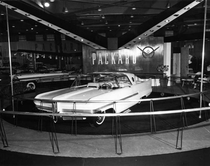 1956 - 57 Packard Predictor Concept Car 1956_p13