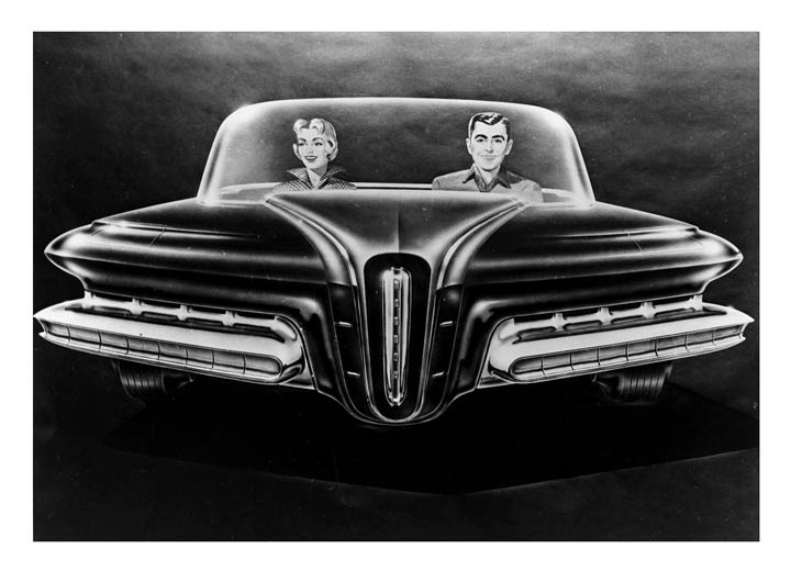 1956 - 57 Packard Predictor Concept Car 1956_p20