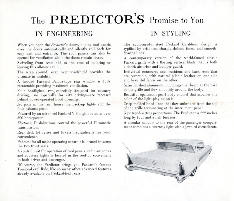 1956 - 57 Packard Predictor Concept Car 1956_p23