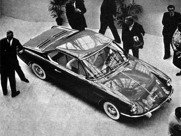 1960 - 1963 Chevrolet Corvair Coupe Speciale (Pininfarina) 1960_p11
