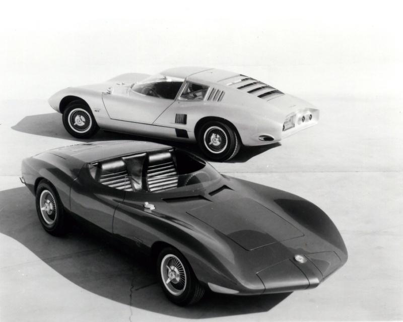 1962 Chevrolet Corvair Monza GT Concept 1963_c11