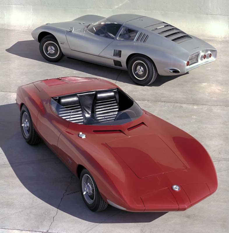 1962 Chevrolet Corvair Monza GT Concept 1963_c14