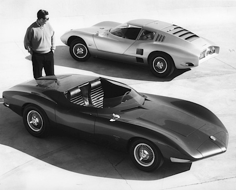 1962 Chevrolet Corvair Monza GT Concept 1963_c15