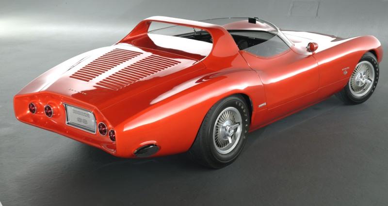 1962 Chevrolet Corvair Monza GT Concept 1963_c17