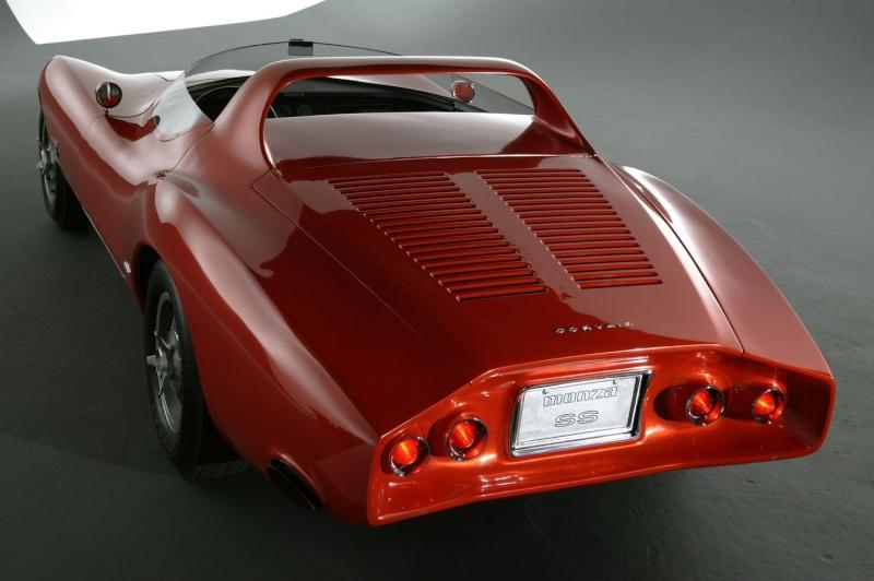 1962 Chevrolet Corvair Monza GT Concept 1963_c19