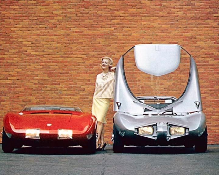 1962 Chevrolet Corvair Monza GT Concept 1964_c10